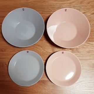 イッタラ(iittala)の〈新品未使用〉iittala TEEMA 21cmボウル&17cmプレートセット(食器)