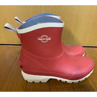 モンベル(mont bell)の新品未使用 モンベル 長靴(レインブーツ/長靴)