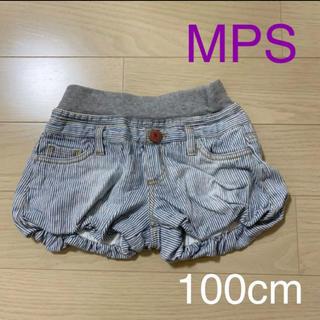 MPS - ◆MPS Right-on◆デニムショートパンツ◆100cm