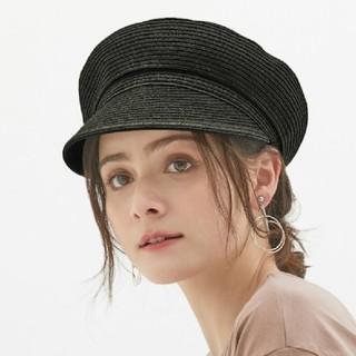 ジーユー(GU)のジーユー(麦わら帽子/ストローハット)