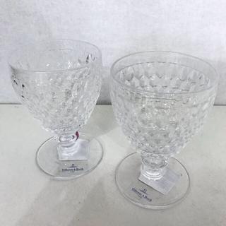 ビレロイアンドボッホ(ビレロイ&ボッホ)のVilleroy&Boch ビレロイ&ボッホ Boston ワイングラス 2脚(グラス/カップ)