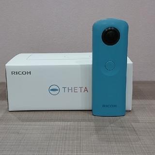 リコー(RICOH)のRICOH THETA SC 360°カメラ(コンパクトデジタルカメラ)