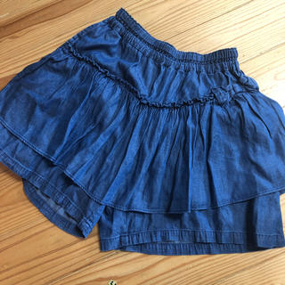 ニットプランナー(KP)のKP 160 スカパン キュロットスカート ニットプランナー(スカート)