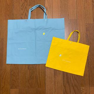 ミナペルホネン(mina perhonen)のミナペルホネン ショップ袋 ショップバッグ エコバッグ(ショップ袋)