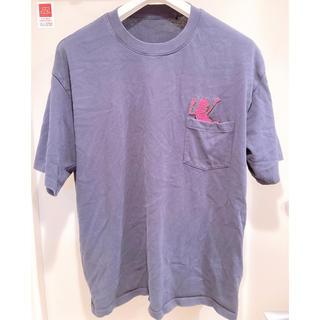 ザラ(ZARA)の限定 激レア GU キム ジョーンズ コラボ Tシャツ XL オーバーサイズ(Tシャツ/カットソー(半袖/袖なし))