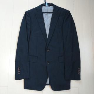 アオヤマ(青山)の[No.279]94YA7織り目切り替えストライプスーツジャケット(スーツジャケット)