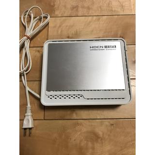 アイオーデータ(IODATA)のIO-DATA HDCN-U640  640GB USB-HDD(PC周辺機器)