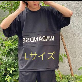 シー(SEA)のWIND AND SEA  JERSEY CUT-SEWN サイズL(Tシャツ/カットソー(半袖/袖なし))