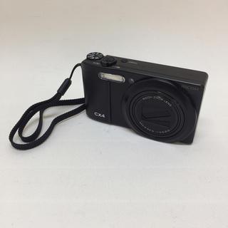 リコー(RICOH)のRICOH デジタルカメラ CX4 ブラック CX4BK(コンパクトデジタルカメラ)