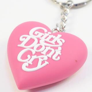 ジーディーシー(GDC)のGirls Don't Cry キーホルダー pink ピンク supreme(キーホルダー)