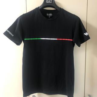 エンポリオアルマーニ(Emporio Armani)の新作エンポリオアルマーニ 人気トリコカラーTシャツ(Tシャツ/カットソー(半袖/袖なし))