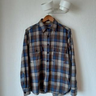 ウエアハウス(WAREHOUSE)のウエアハウス×ペンドルトン ウールシャツ(シャツ)