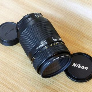 ニコン(Nikon)のNikon AF NIKKOR 70-210mm F4-5.6(レンズ(ズーム))