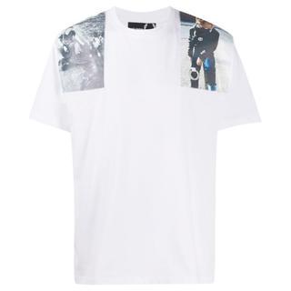 ラフシモンズ(RAF SIMONS)の【新品未使用】raf simons×Fred Perry tシャツ ラフシモンズ(Tシャツ/カットソー(半袖/袖なし))