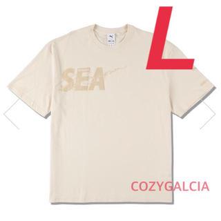 シー(SEA)のPUMA RS X WAS_BYE DYE SS TEE Lサイズ (Tシャツ/カットソー(半袖/袖なし))