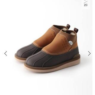 ドゥーズィエムクラス(DEUXIEME CLASSE)のドゥーズィエムクラスDeuxieme Classe SUICOKE ブーツ (ブーツ)