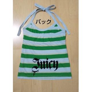 ジューシークチュール(Juicy Couture)のJUICY COUTURE キャミソール(Tシャツ(半袖/袖なし))