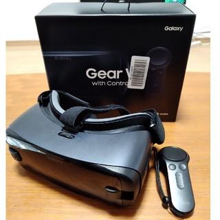 ギャラクシー(Galaxy)の【oculus対応】Galaxy gear VR with Controller(その他)