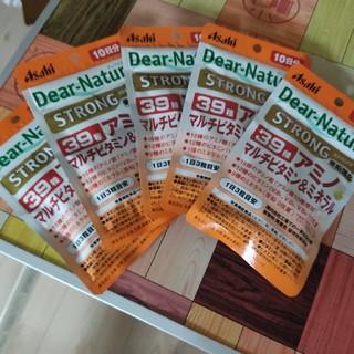アサヒ(アサヒ)のAsahi ディアナチュラ アミノマルチビタミン&ミネラル 10日分×5袋(アミノ酸)