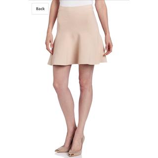 ビーシービージーマックスアズリア(BCBGMAXAZRIA)のBCBGMAXARIA フレアスカート  (ひざ丈スカート)