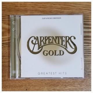カーペンターズ GOLD ベストアルバム(ポップス/ロック(洋楽))