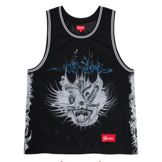 シュプリーム(Supreme)のSupreme Animal Basketball Jersey(タンクトップ)