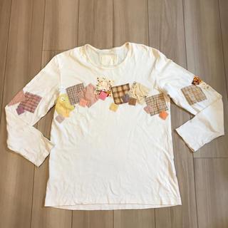 ピンクハウス(PINK HOUSE)の長袖Tシャツ(Tシャツ(長袖/七分))