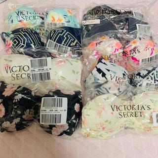 Victoria's Secret - かなりお買い得‼️VS PINK プッシュアップブラ 9個セット🌸新品