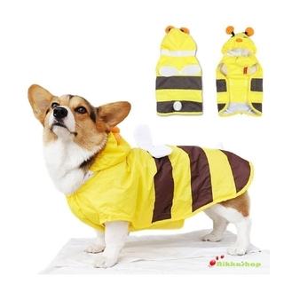 犬用レインコート(犬)