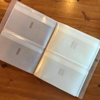 ムジルシリョウヒン(MUJI (無印良品))の無印良品 ポケットファイル 10ページ(ファイル/バインダー)