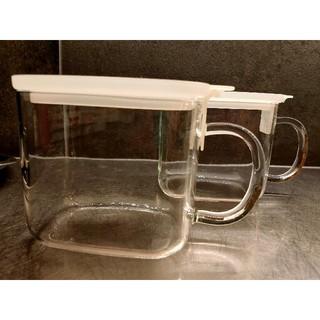 ムジルシリョウヒン(MUJI (無印良品))の無印 シュガー&ソルト容器  中古品(容器)