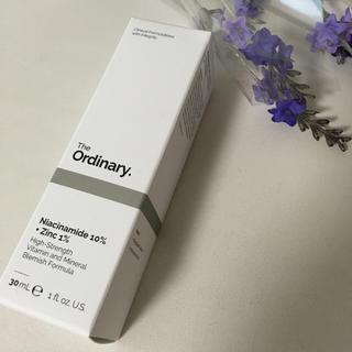 セフォラ(Sephora)の新品 The ordinary Niacinamide 10%+Zinc 1%(美容液)