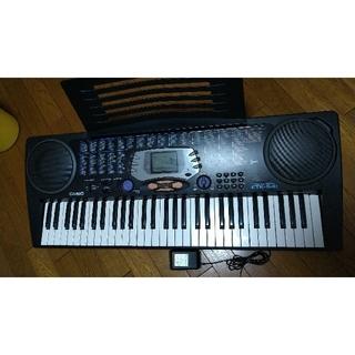 カシオ(CASIO)のCASIO CTK-541 電子ピアノ キーボード 鍵盤 楽器 音楽(電子ピアノ)