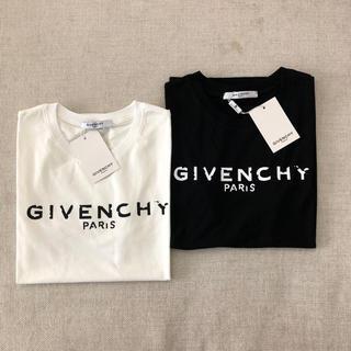 ジバンシィ(GIVENCHY)のGIVENCHYジバンシィ Tシャツ sサイズ 2点セット 男女兼用(Tシャツ(半袖/袖なし))