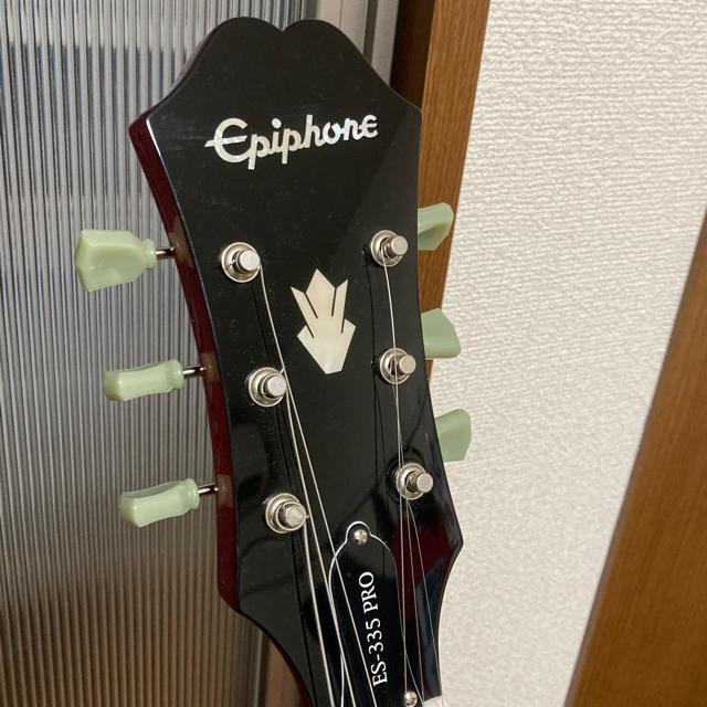 Epiphone(エピフォン)のEPIPHONE ES-335 PRO  楽器のギター(エレキギター)の商品写真