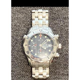 オメガ(OMEGA)のオメガ OMEGA シーマスター プロフェッショナル300 クロノグラフ(腕時計(アナログ))