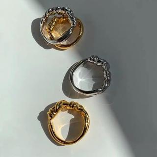 ロンハーマン(Ron Herman)のPoint rope gold ring No.430(リング(指輪))