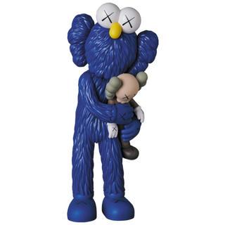 メディコムトイ(MEDICOM TOY)の新品未開封 KAWS TAKE BLUE ブルー(その他)