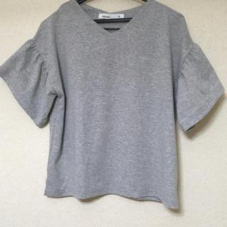 サマンサモスモス(SM2)のカットソー(Tシャツ/カットソー(半袖/袖なし))