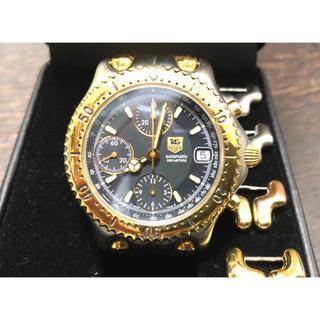 タグホイヤー(TAG Heuer)のタグホイヤー s/el TAG HEUER 自動巻 CG-2121 クロノグラフ(腕時計(アナログ))