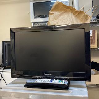 パナソニック(Panasonic)のパナソニック  19V型 液晶テレビ  ビエラ TH-L19c5-k(テレビ)