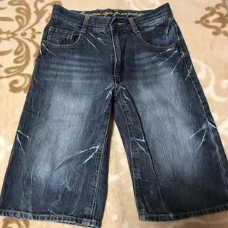 ディッキーズ(Dickies)のジーンズデニムハーフパンツ  サイズ150(パンツ/スパッツ)
