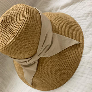 アーバンリサーチ(URBAN RESEARCH)のjujube  麦わら帽子(麦わら帽子/ストローハット)