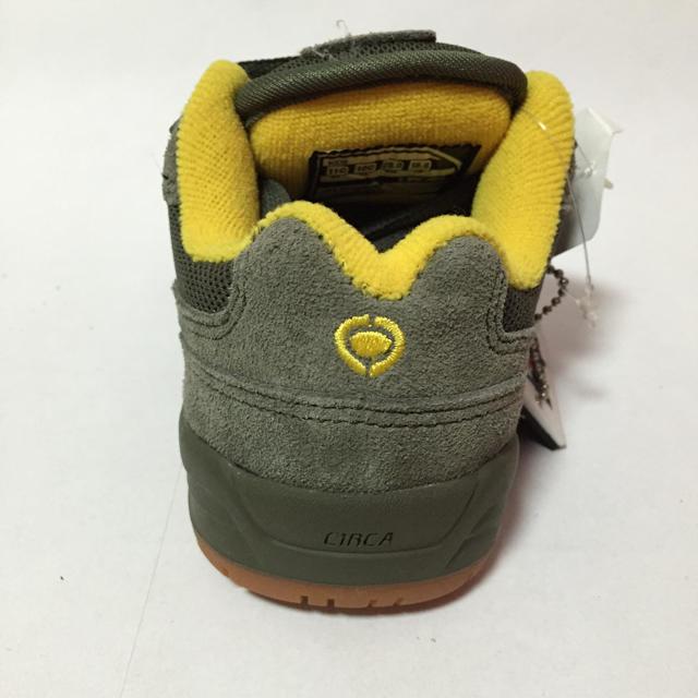 CIRCA(サーカ)のキッズ スニーカー キッズ/ベビー/マタニティのキッズ靴/シューズ (15cm~)(スニーカー)の商品写真