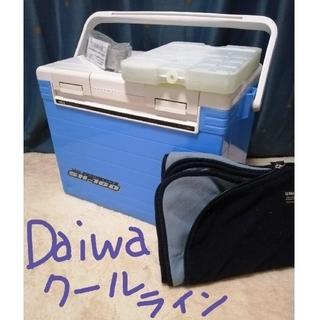 ダイワ(DAIWA)のDAIWA SH-160 クールライン クーラーボックス ダイワ 保冷剤 (その他)