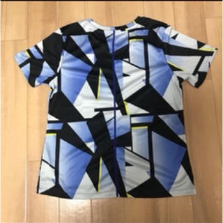 アシックス(asics)のヨガ スポーツウェア Tシャツ asics(Tシャツ/カットソー(七分/長袖))