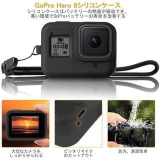 25-in-1 goproアクセサリー】Gopro Hero 8 Black ¥(PHS本体)