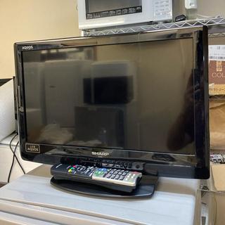 シャープ(SHARP)のシャープ テレビ 20v 2011年製(テレビ)
