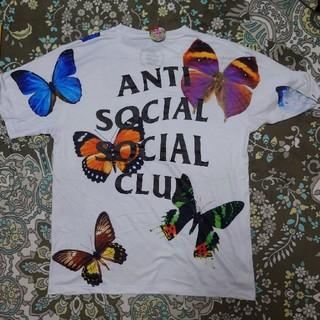 アンチ(ANTI)の【Ponta0702様専用】antisocialsocialclub Tシャツ(Tシャツ/カットソー(半袖/袖なし))