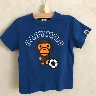 アベイシングエイプ(A BATHING APE)のエイプTシャツ100サイズ(Tシャツ/カットソー)